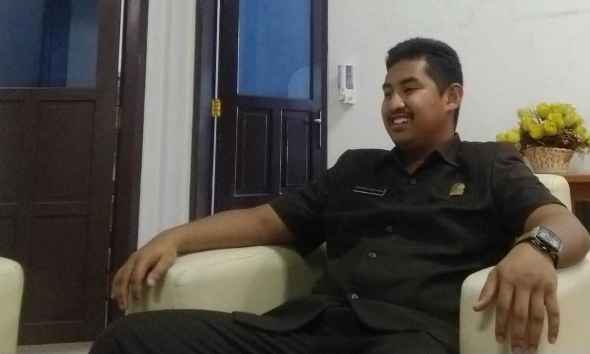KETUA DPRD BANJARBARU: SK PAW MASIH MENUNGGU