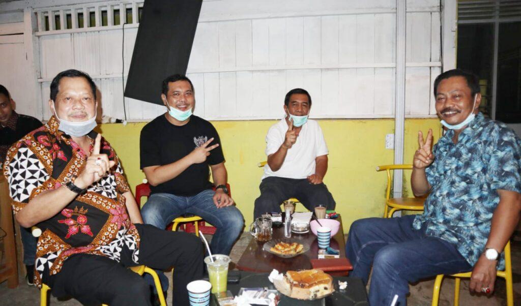 GUSTI ISKANDAR – ADITYA BERSEPAKAT DI   PILKADA BANJARBARU 2020