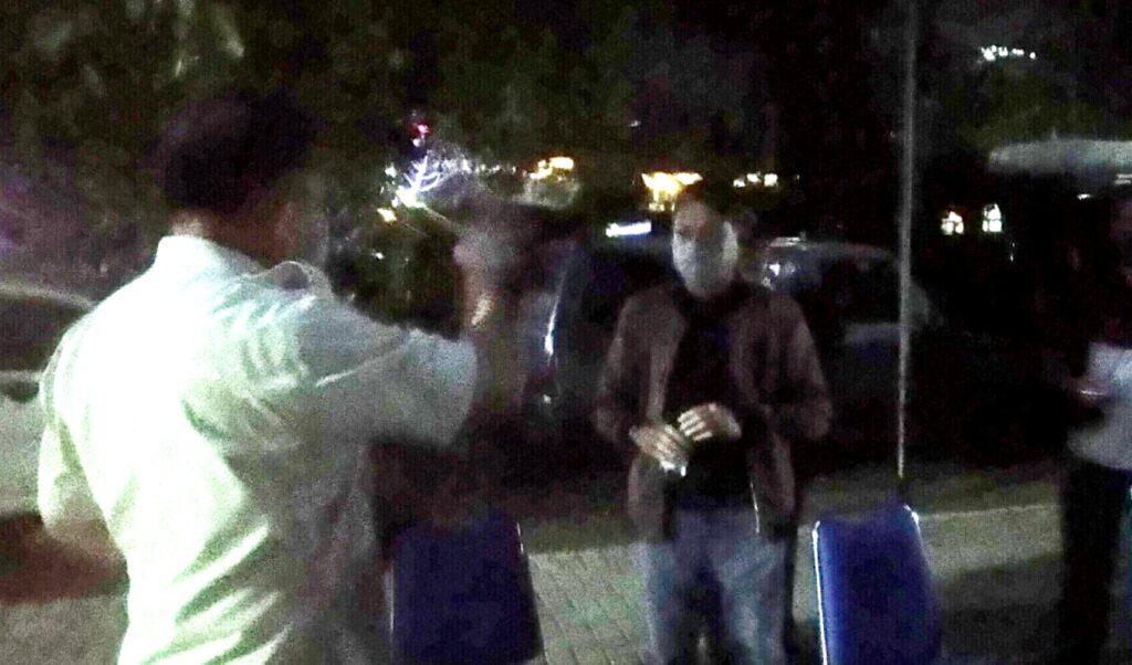 MARAH BESAR, PJS WALI KOTA BANJARBARU: INI DI DEPAN BALAI KOTA!